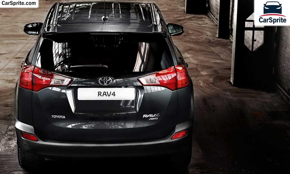 Toyota Rav4 2019 Prices And Specifications In Saudi Arabia Car Sprite