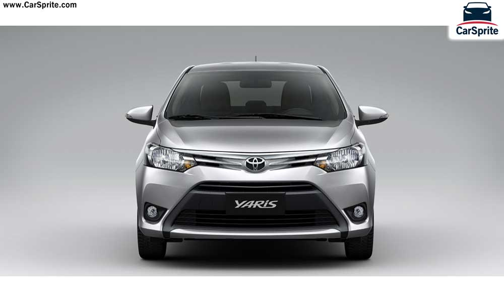 Toyota Yaris Sedan 2017 Prices And Specifications In Saudi