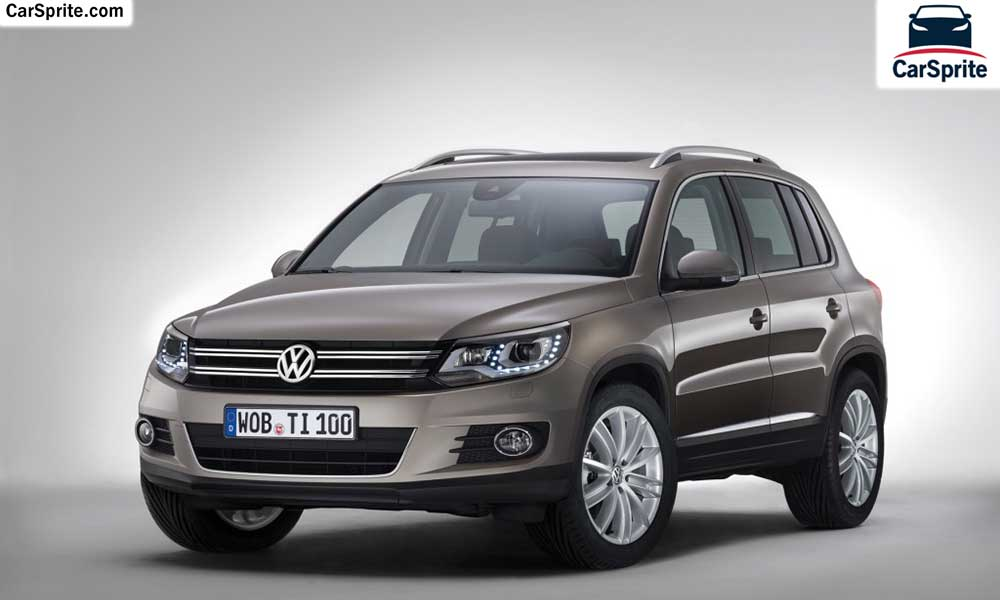 Volkswagen Tiguan 2019 prices and specifications in Saudi Arabia | Car Sprite