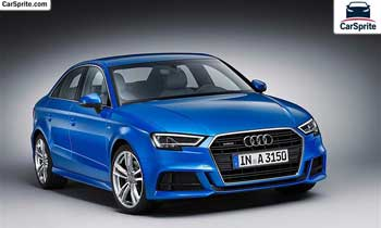 Audi A3 Sedan 2019 prices and specifications in Saudi Arabia | Car Sprite