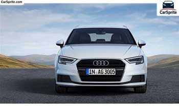 Audi A3 Sportback 2019 prices and specifications in Saudi Arabia | Car Sprite
