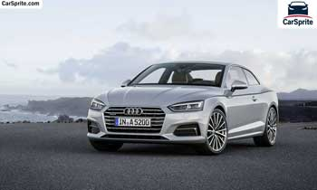 Audi A5 Coupe 2019 prices and specifications in Saudi Arabia | Car Sprite
