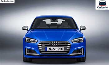 Audi A5 Sportback 2019 prices and specifications in Saudi Arabia | Car Sprite
