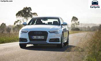 Audi A6 2018 prices and specifications in Saudi Arabia | Car Sprite