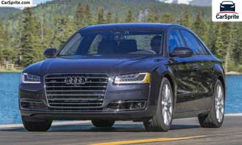 Audi A8 L 2019 prices and specifications in Saudi Arabia | Car Sprite