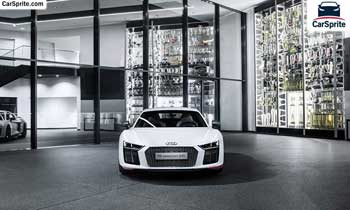 Audi R8 Coupe 2019 prices and specifications in Saudi Arabia | Car Sprite