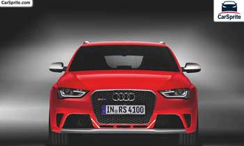 Audi RS4 Avant 2019 prices and specifications in Saudi Arabia | Car Sprite
