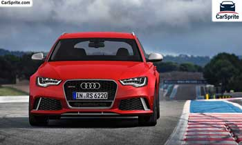 Audi RS6 Avant 2019 prices and specifications in Saudi Arabia | Car Sprite
