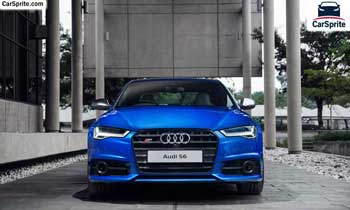 Audi S6 2019 prices and specifications in Saudi Arabia | Car Sprite