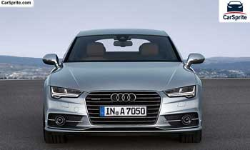 Audi S7 2019 prices and specifications in Saudi Arabia | Car Sprite