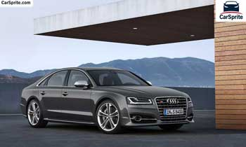 Audi S8 2019 prices and specifications in Saudi Arabia | Car Sprite
