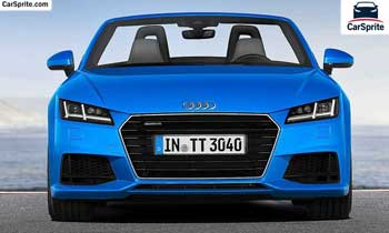 Audi TT Roadster 2019 prices and specifications in Saudi Arabia | Car Sprite