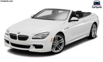 BMW 6 Series Convertible 2018 prices and specifications in Saudi Arabia | Car Sprite