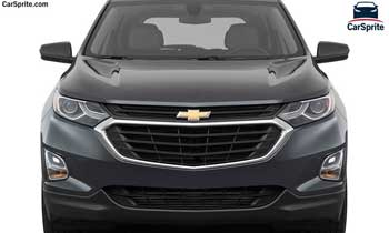 Chevrolet Equinox 2019 prices and specifications in Saudi Arabia | Car Sprite