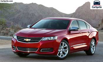 Chevrolet Impala 2019 prices and specifications in Saudi Arabia | Car Sprite