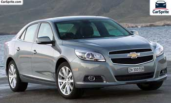 Chevrolet Malibu 2019 prices and specifications in Saudi Arabia | Car Sprite