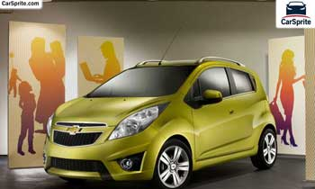 Chevrolet Spark 2019 prices and specifications in Saudi Arabia | Car Sprite