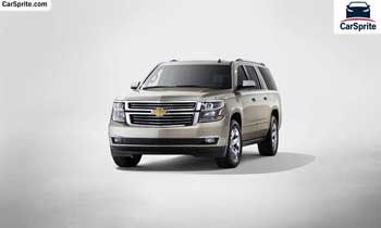 Chevrolet Suburban 2019 prices and specifications in Saudi Arabia | Car Sprite