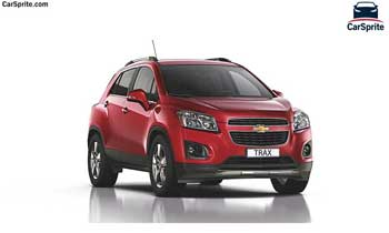 Chevrolet Trax 2019 prices and specifications in Saudi Arabia | Car Sprite