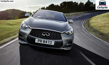 Infiniti Q30 2019 prices and specifications in Saudi Arabia | Car Sprite