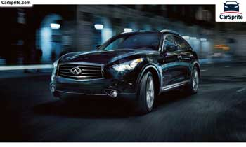 Infiniti QX70 2019 prices and specifications in Saudi Arabia | Car Sprite