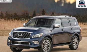 Infiniti QX80 2019 prices and specifications in Saudi Arabia | Car Sprite