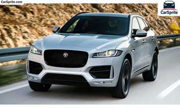 Jaguar F-Pace 2019 prices and specifications in Saudi Arabia | Car Sprite