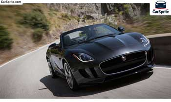 Jaguar F-Type Convertible 2019 prices and specifications in Saudi Arabia | Car Sprite