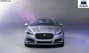Jaguar XF 2019 prices and specifications in Saudi Arabia | Car Sprite