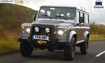 Land Rover Defender 2019 prices and specifications in Saudi Arabia | Car Sprite