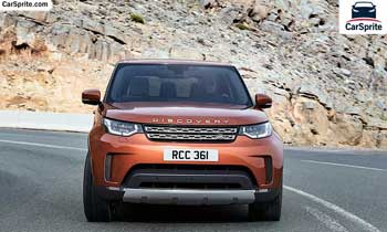 Land Rover Discovery 2019 prices and specifications in Saudi Arabia | Car Sprite