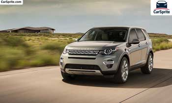 Land Rover Discovery Sport 2019 prices and specifications in Saudi Arabia | Car Sprite