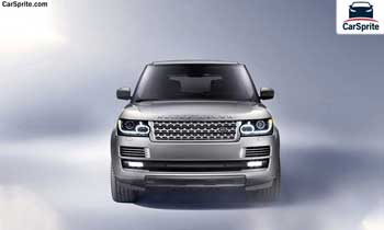 Land Rover Range Rover 2019 prices and specifications in Saudi Arabia | Car Sprite