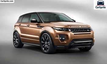 Land Rover Range Rover Evoque 2019 prices and specifications in Saudi Arabia | Car Sprite