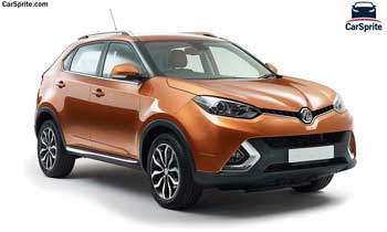 MG mg GS 2017 prices and specifications in Saudi Arabia | Car Sprite